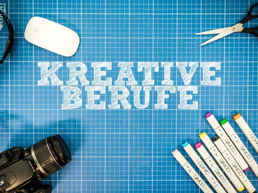 Berufskategorie: Was sind kreative Berufe?